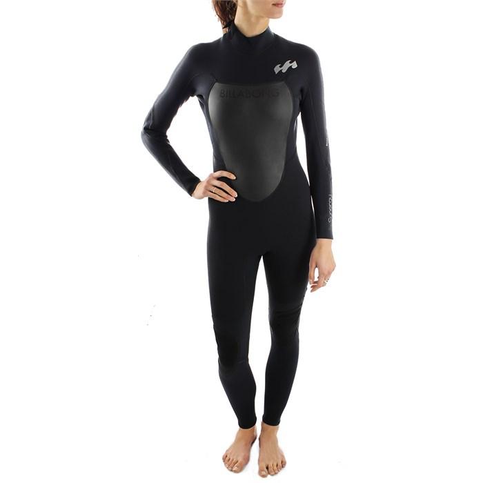 Billabong - Synergy 3/2 Back Zip Wetsuit - Women's
