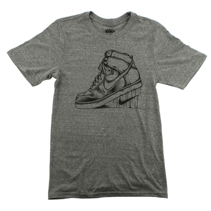 Nike - Gum Shoe Triblend T Shirt