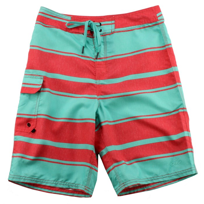 Nike - Scout Striped Boardshorts