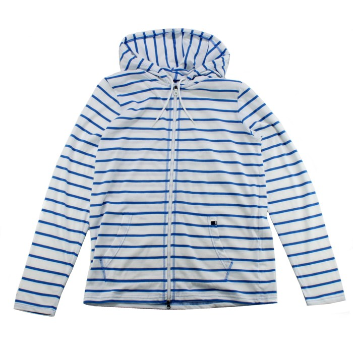 Nike - Jersey Stripe Zip Hoodie