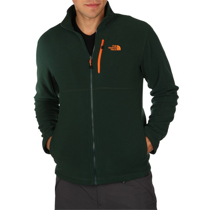The North Face - TKA 100 Texture Cap Rock Top