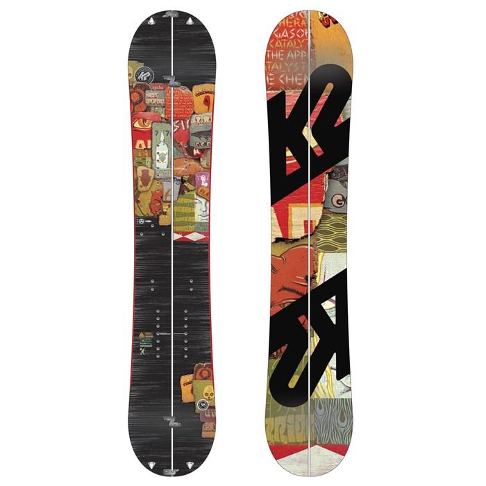 K2 - Panoramic Splitboard 2013