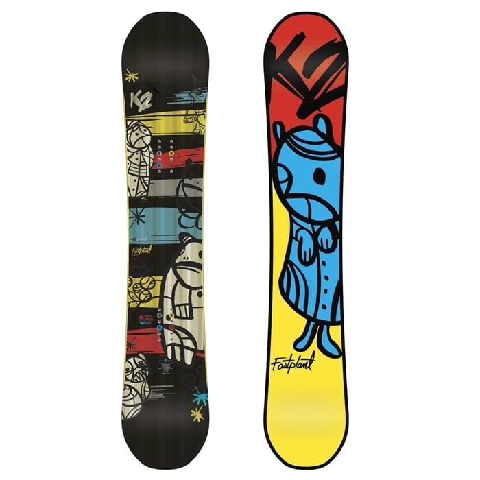 K2 - Fastplant Snowboard 2013