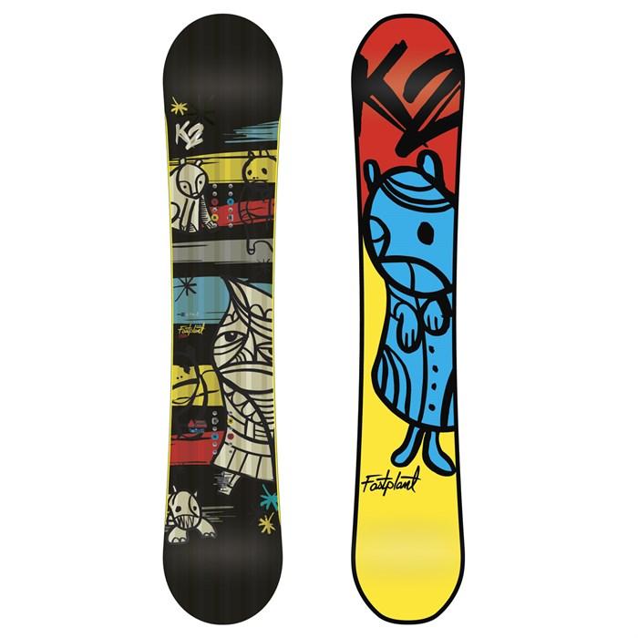 K2 - Fastplant Wide Snowboard 2013