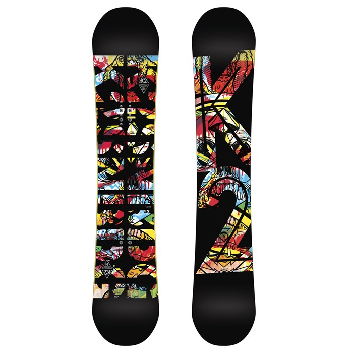 K2 - Parkstar Wide Snowboard 2013