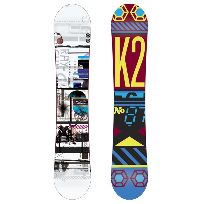 K2 - Raygun Snowboard 2013