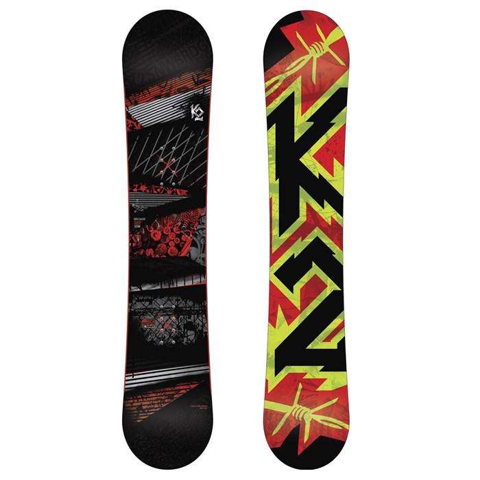 K2 - Brigade Wide Snowboard 2013