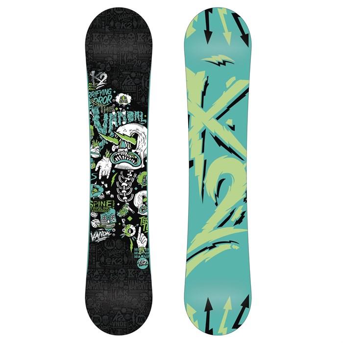 K2 - Vandal Snowboard 2013