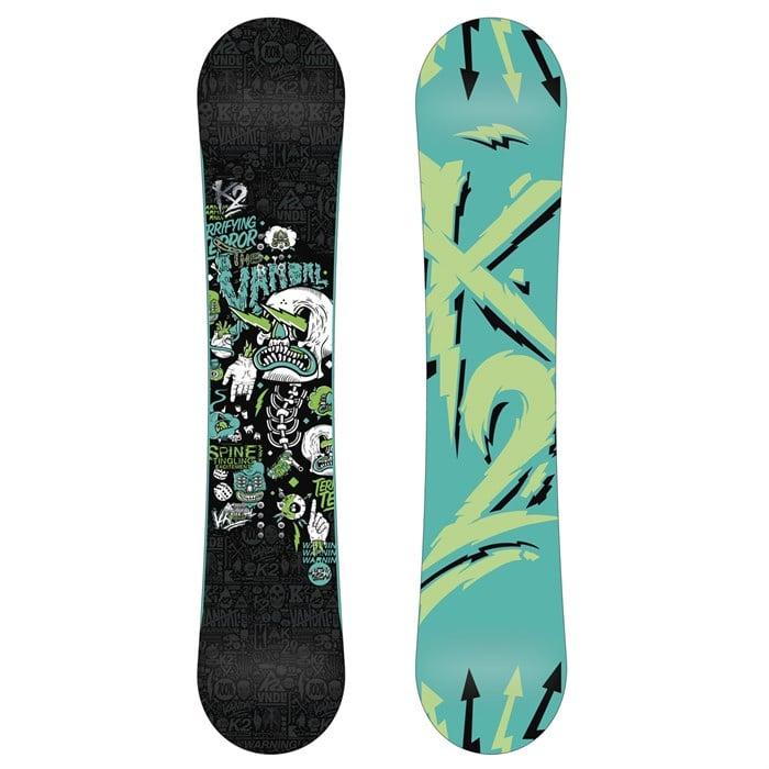 K2 - Vandal Wide Snowboard 2013