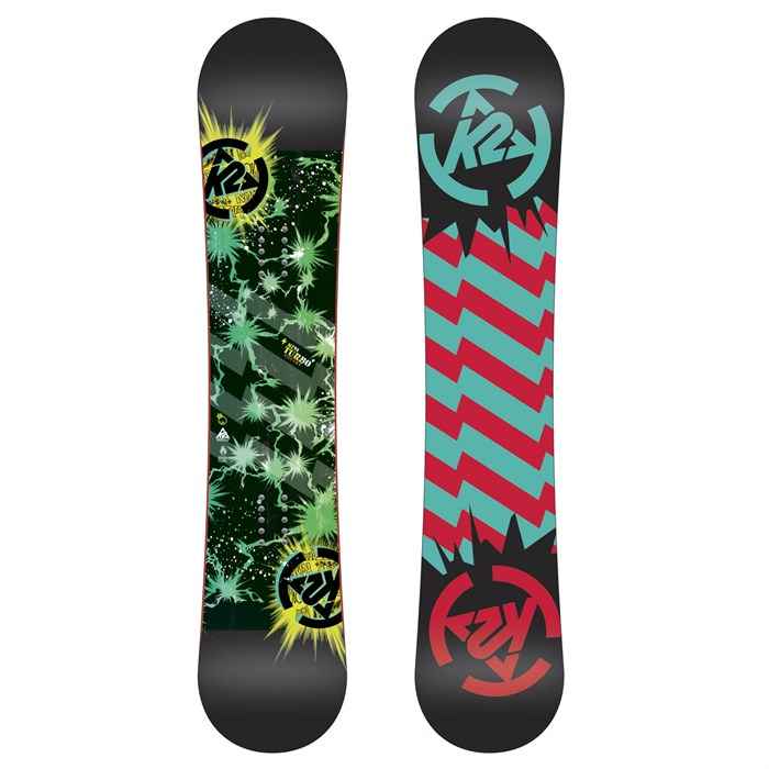 K2 - Mini Turbo Snowboard - Youth - Boy's 2013