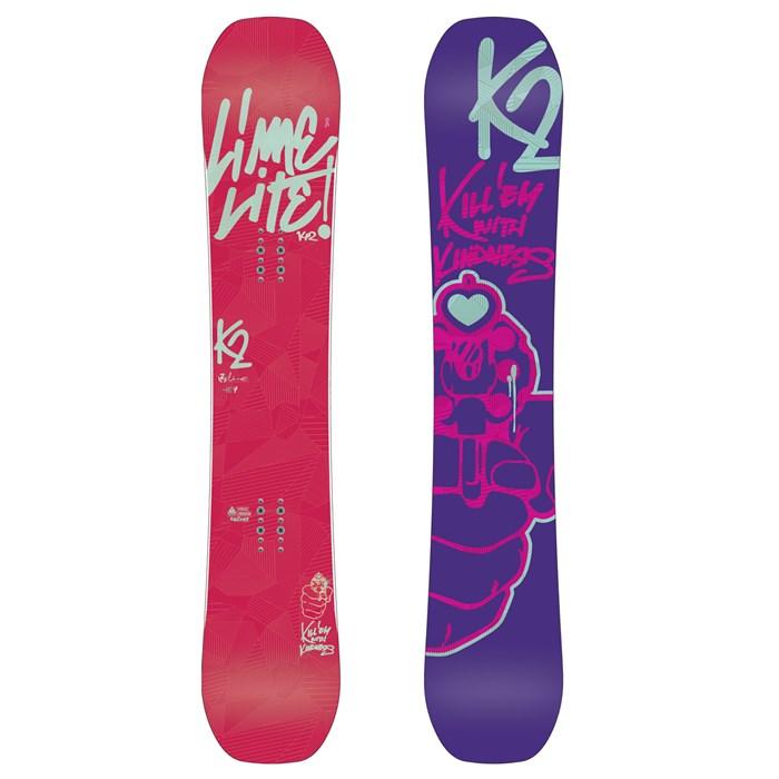 K2 - Lime Lite Snowboard - Women's 2013