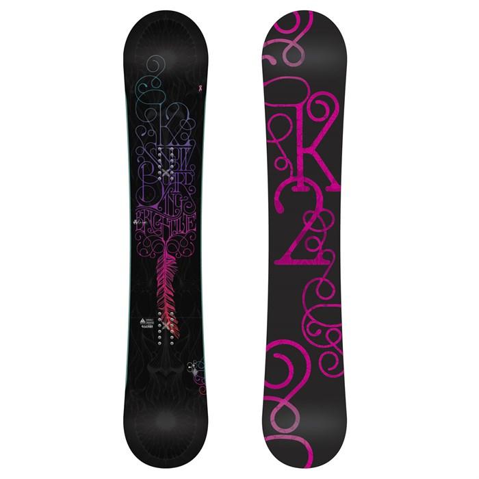 K2 - Bright Lite Snowboard - Women's 2013