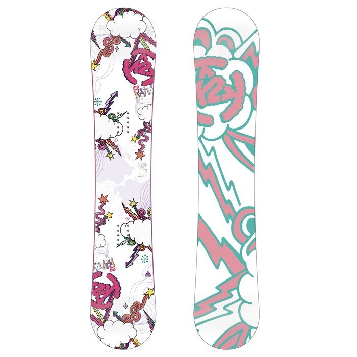 K2 - Lil Kandi Snowboard - Youth - Girl's 2013