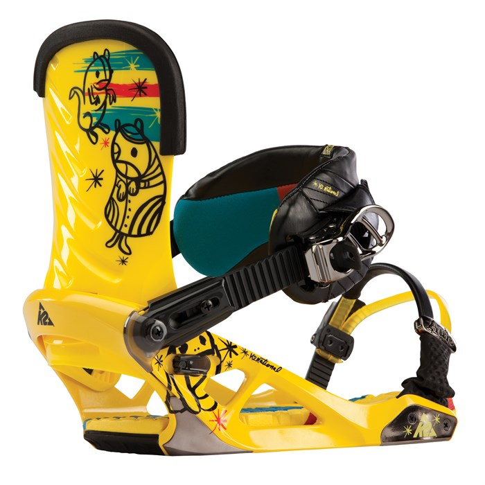 K2 - National Snowboard Bindings 2013