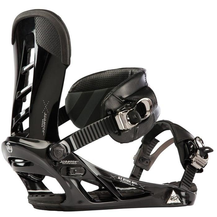 K2 - Formula Snowboard Bindings 2013