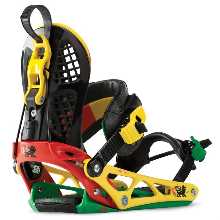 K2 - Cinch CTS Snowboard Bindings 2013