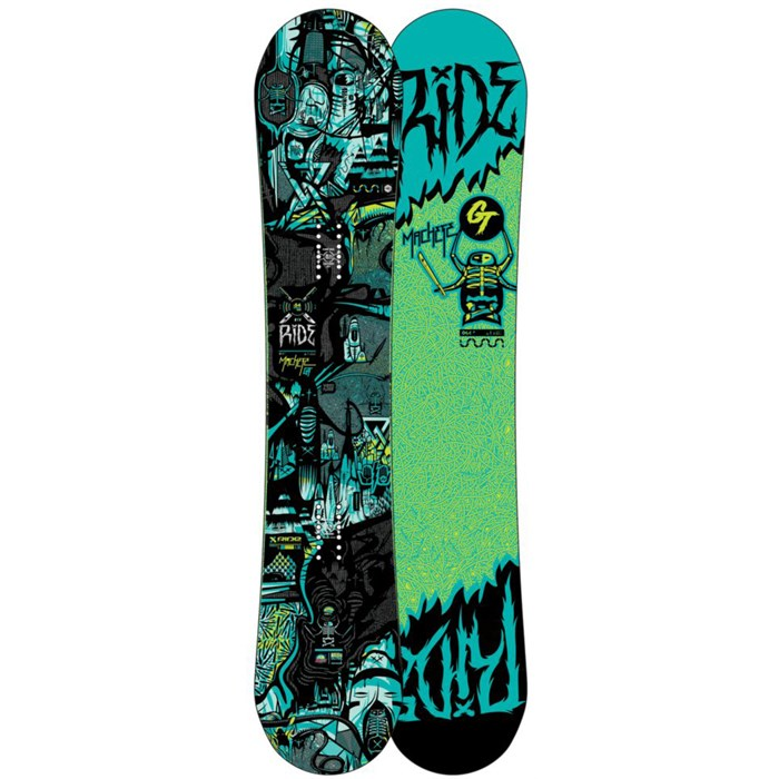 Ride - Machete GT Snowboard 2013