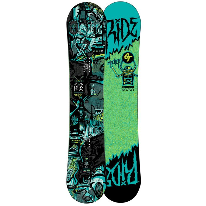 Ride - Machete GT Wide Snowboard 2013