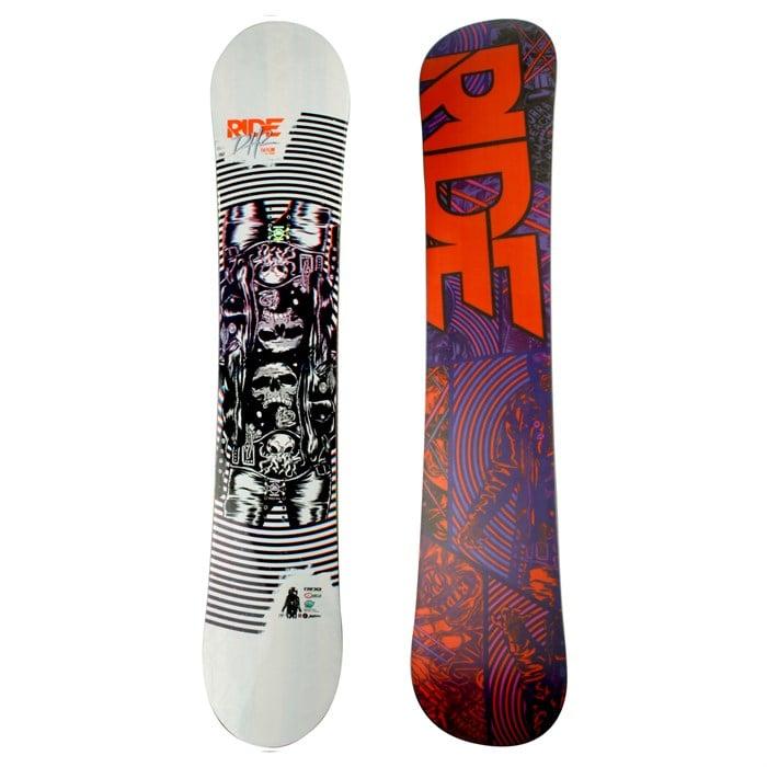 Ride - DH2 Wide Snowboard 2013