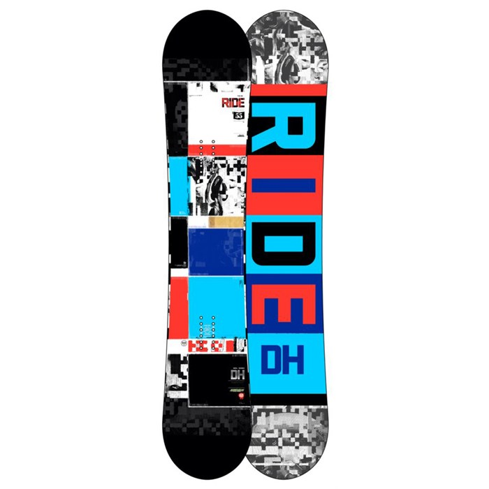 Ride - DH Wide Snowboard 2013