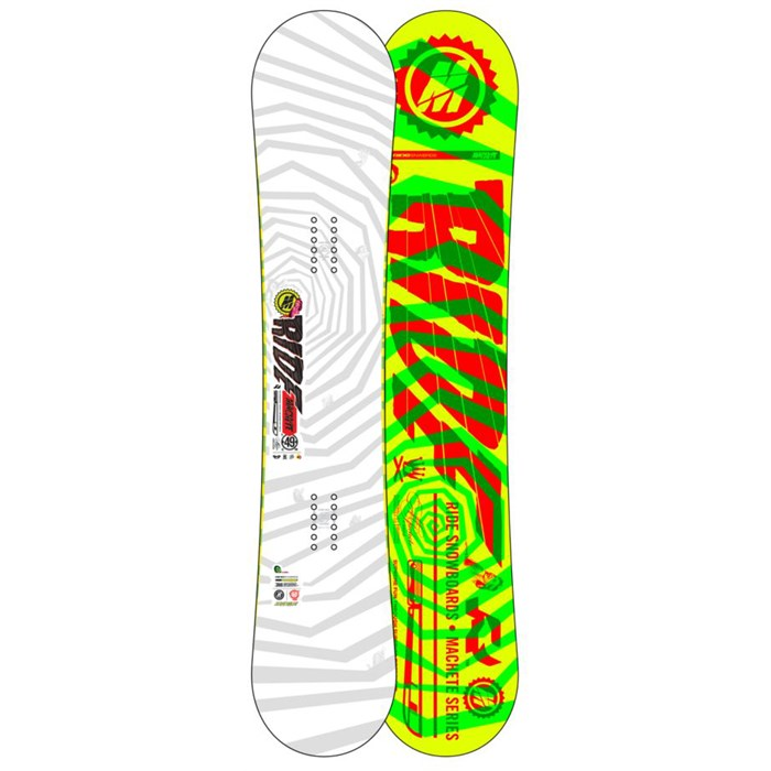 Ride - Ride Machete Snowboard 2013