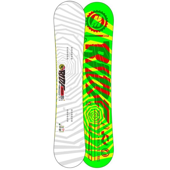 Ride - Machete Wide Snowboard 2013