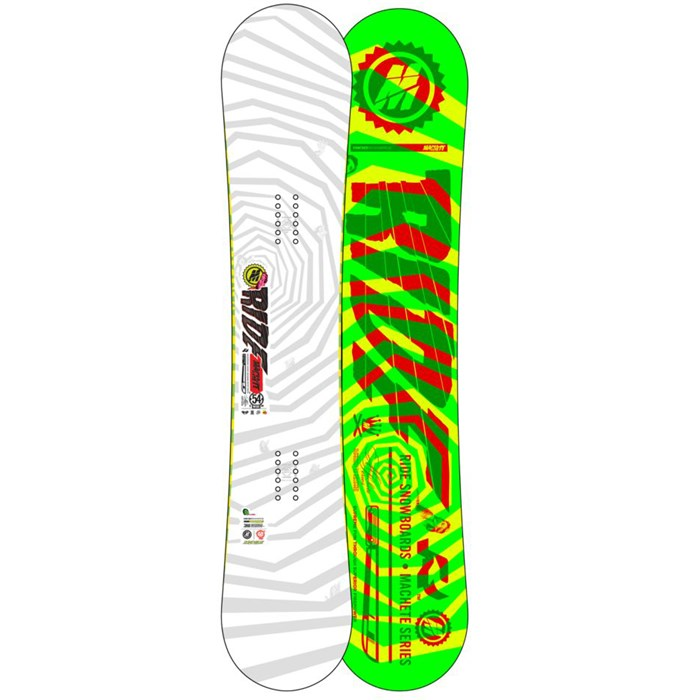 Ride - Machete Wide Snowboard 2013