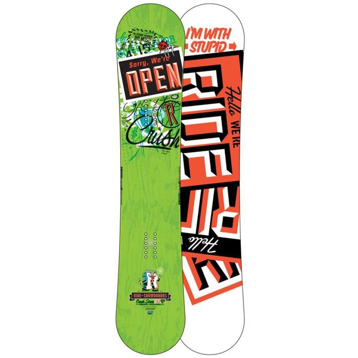 Ride - Crush Wide Snowboard 2013