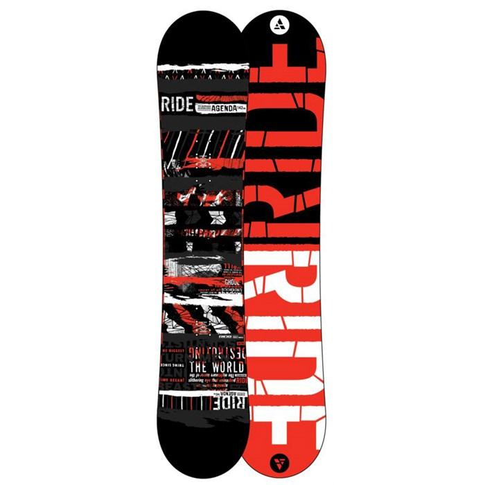 Ride - Agenda Snowboard 2013