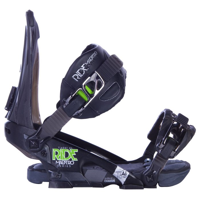 Ride - Maestro Snowboard Bindings 2013