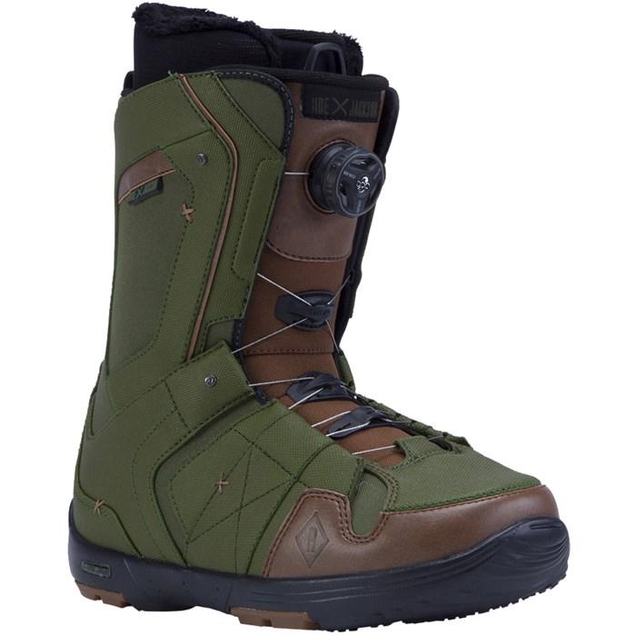 Ride - Jackson Boa Coiler Snowboard Boots 2014