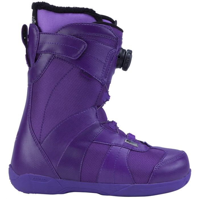 Ride - Sage Boa Coiler Snowboard Boots - Women's 2014
