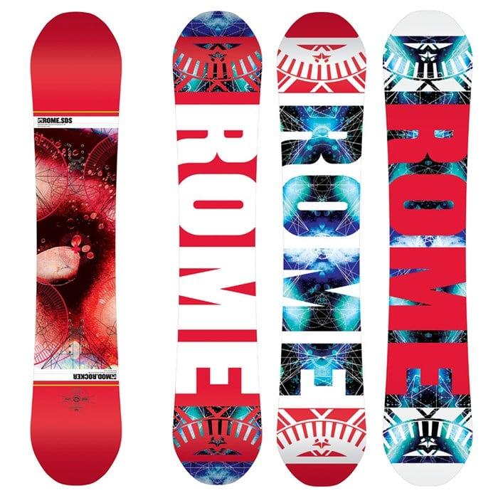 Rome - Mod Rocker Snowboard 2013