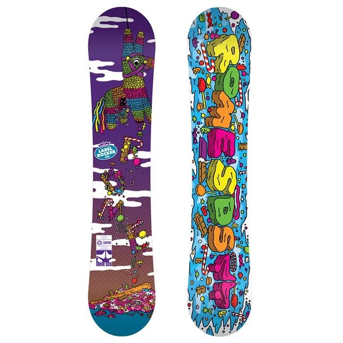 Rome - Label Rocker Snowboard 2013