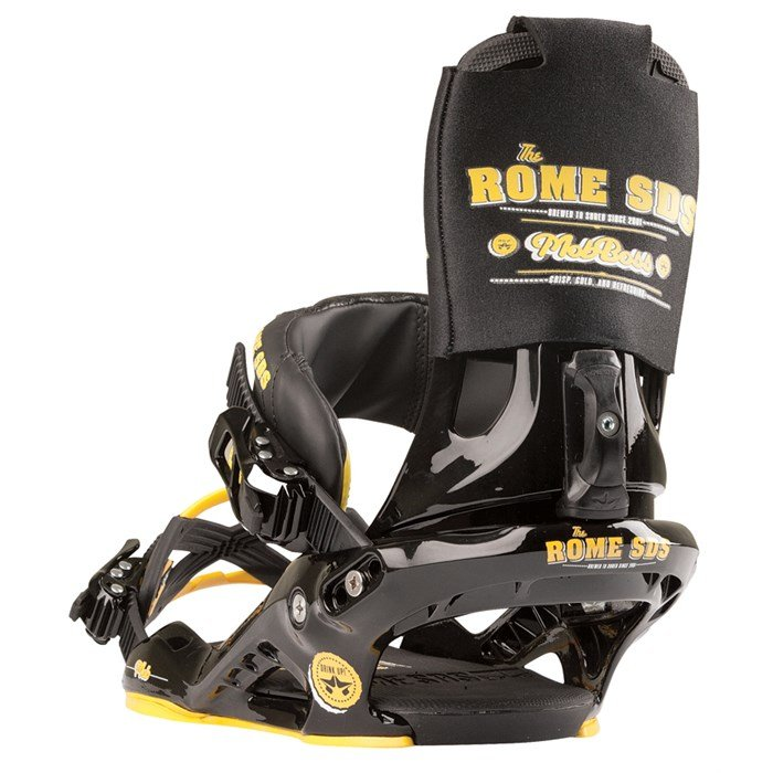 Rome - Mob Boss Snowboard Bindings 2013