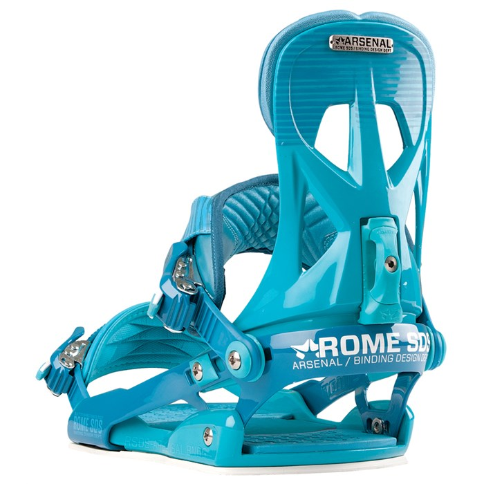 Rome - Arsenal Snowboard Bindings 2013