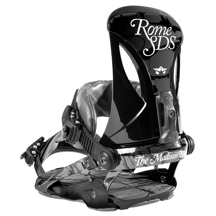 Rome - Madison Boss Snowboard Bindings - Women's 2013
