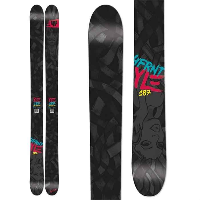 4FRNT - YLE Skis 2013