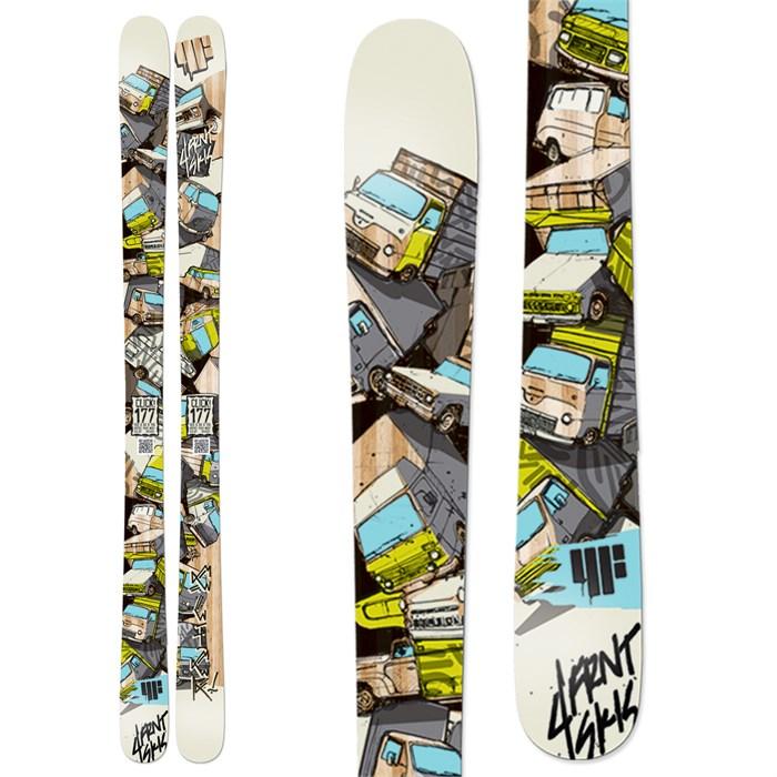 4FRNT - Click! Skis 2013