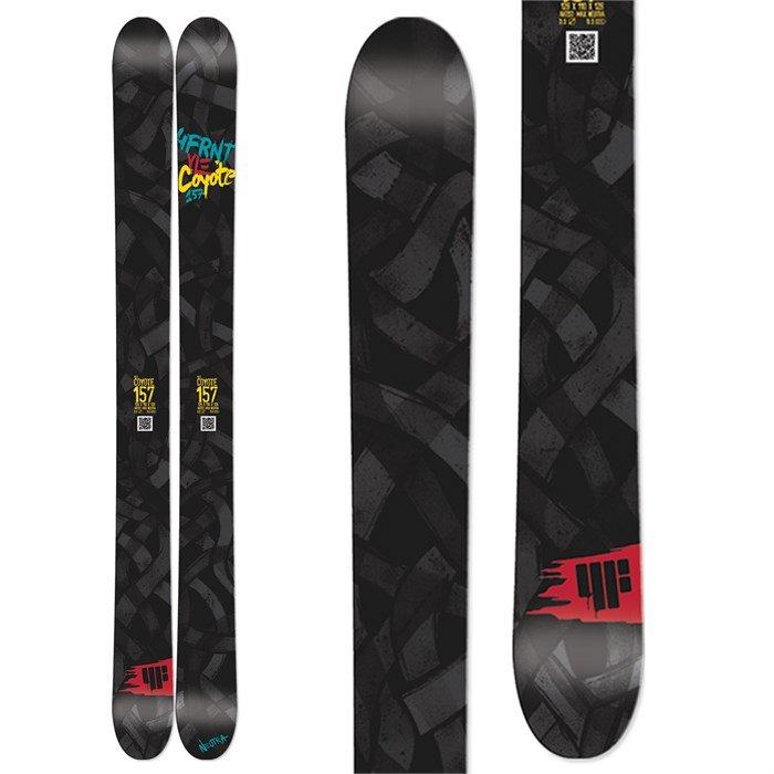 4FRNT - YLE Coyote Skis - Youth 2013