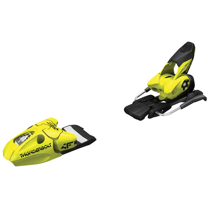 4FRNT - THUNDERBOLT Ski Bindings (115mm Brakes) 2013