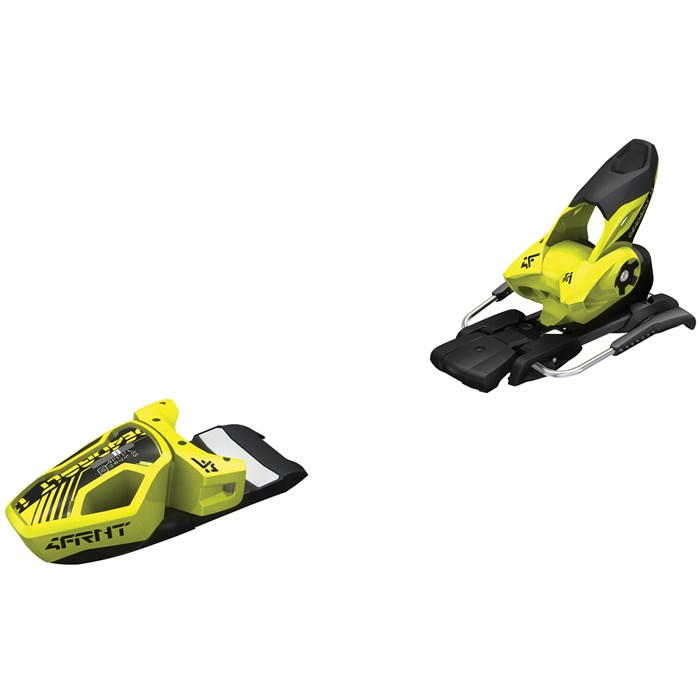 4FRNT - Deadbolt 13 Ski Bindings (130mm Brakes) 2013