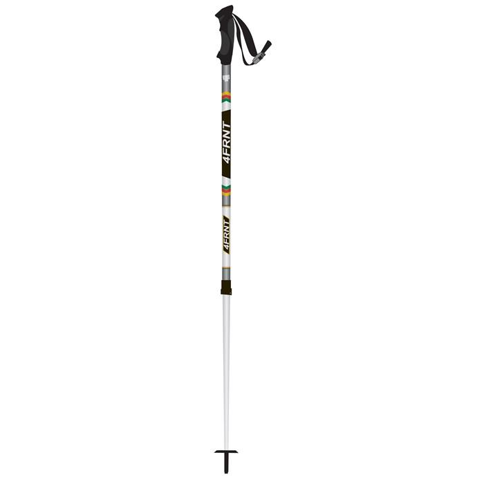 4FRNT - Slog Adjustable Ski Poles 2013