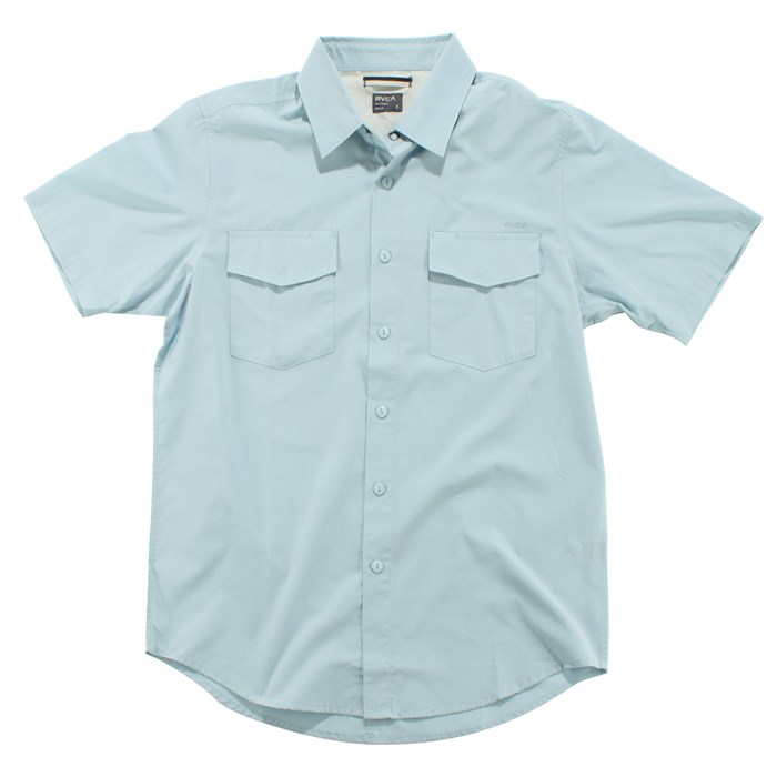 RVCA - Republic Short Sleeve Button Down Shirt