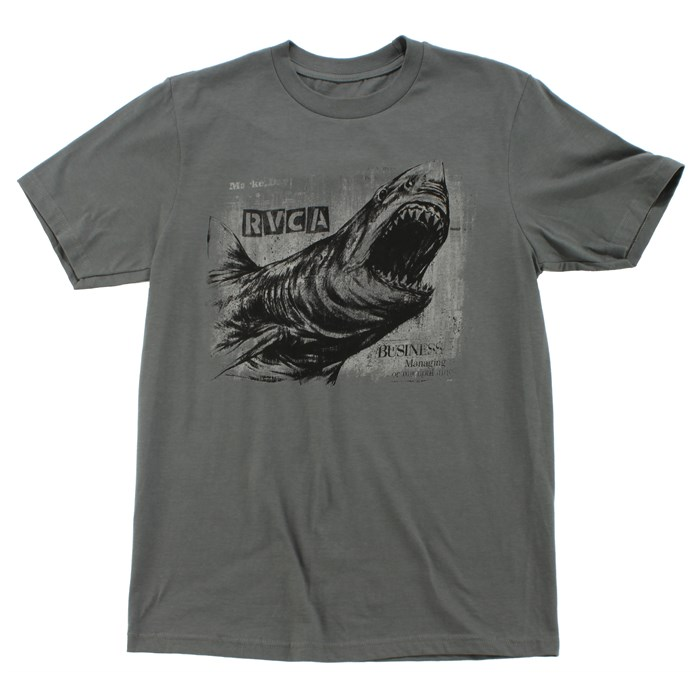 RVCA - Great White T Shirt