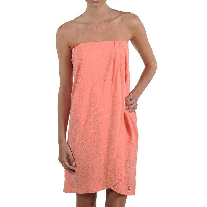 Volcom - V.Co Meadow Convertible Petal Dress - Women's