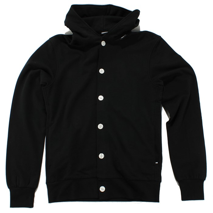 Makia - Button Up Hoodie