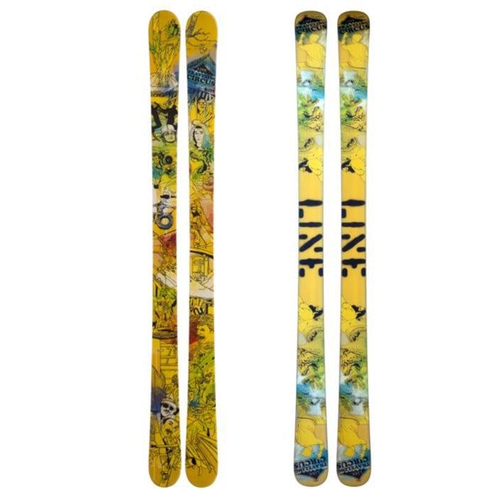 Line Skis - Traveling Circus Skis 2013