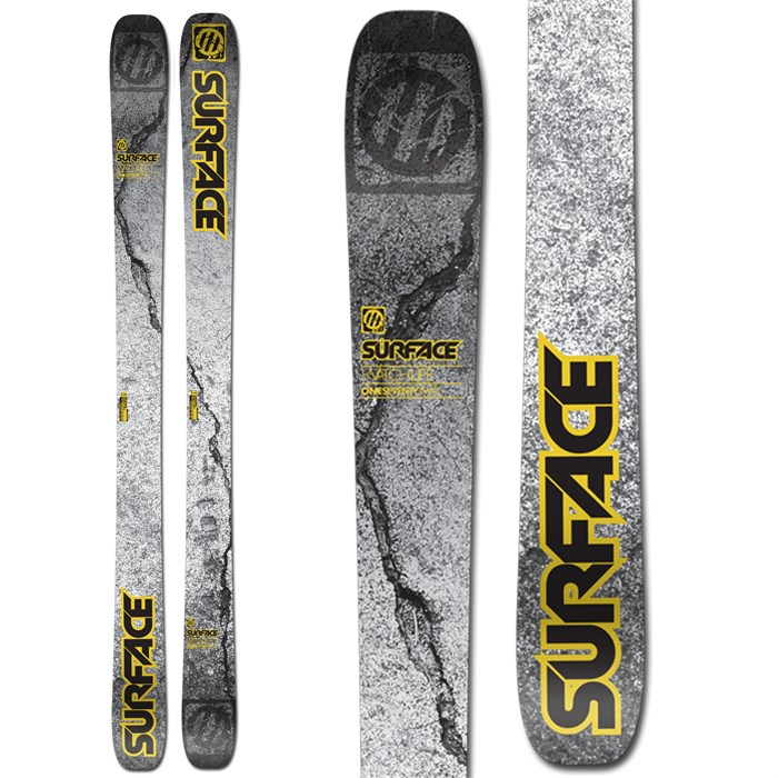 Surface - Watch Life Skis 2013