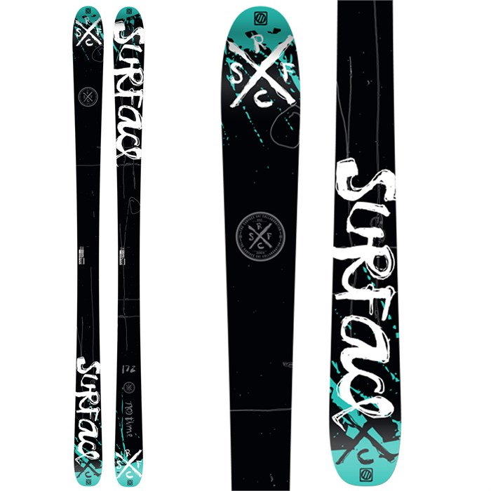 Surface - Surface No Time Skis 2013